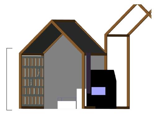 Museumfabriek_de Wunderkammer_ontwerp huisje_Ontwerphaven